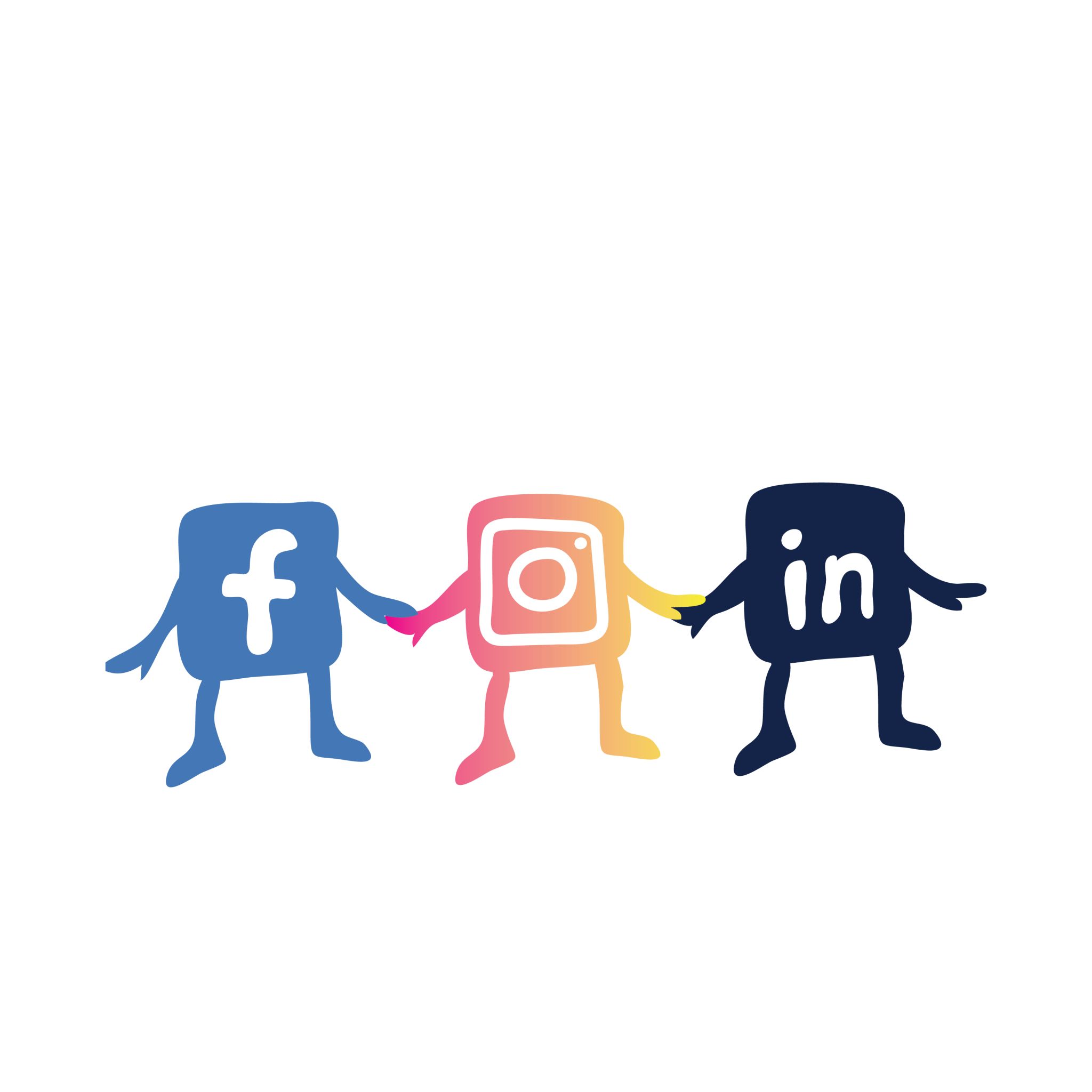 Поддръжка на социални мрежи от Creative Digital Tower