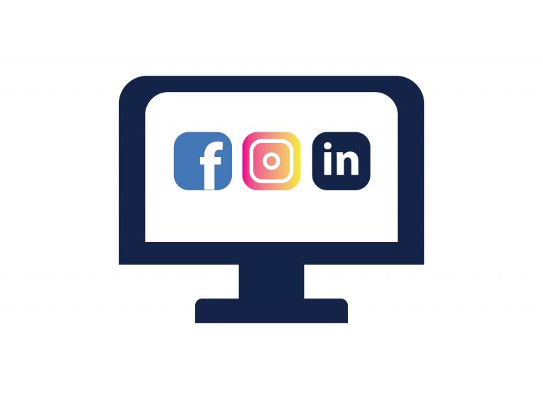 Поддръжка на социални мрежи от Creative Digital Tower 2